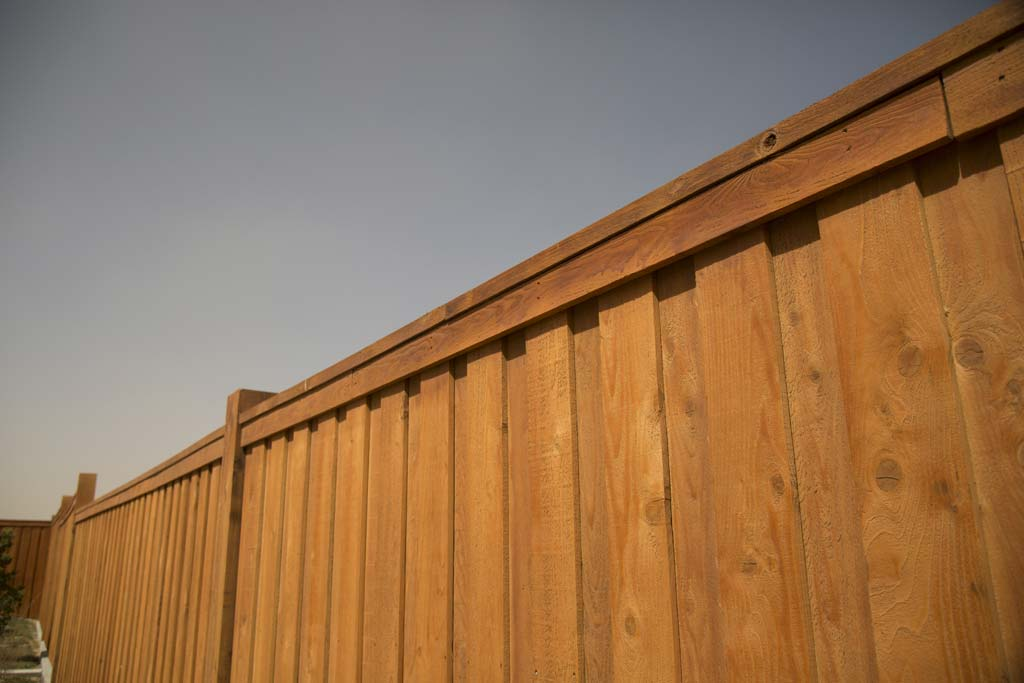 High-end fence by Noble Fence
